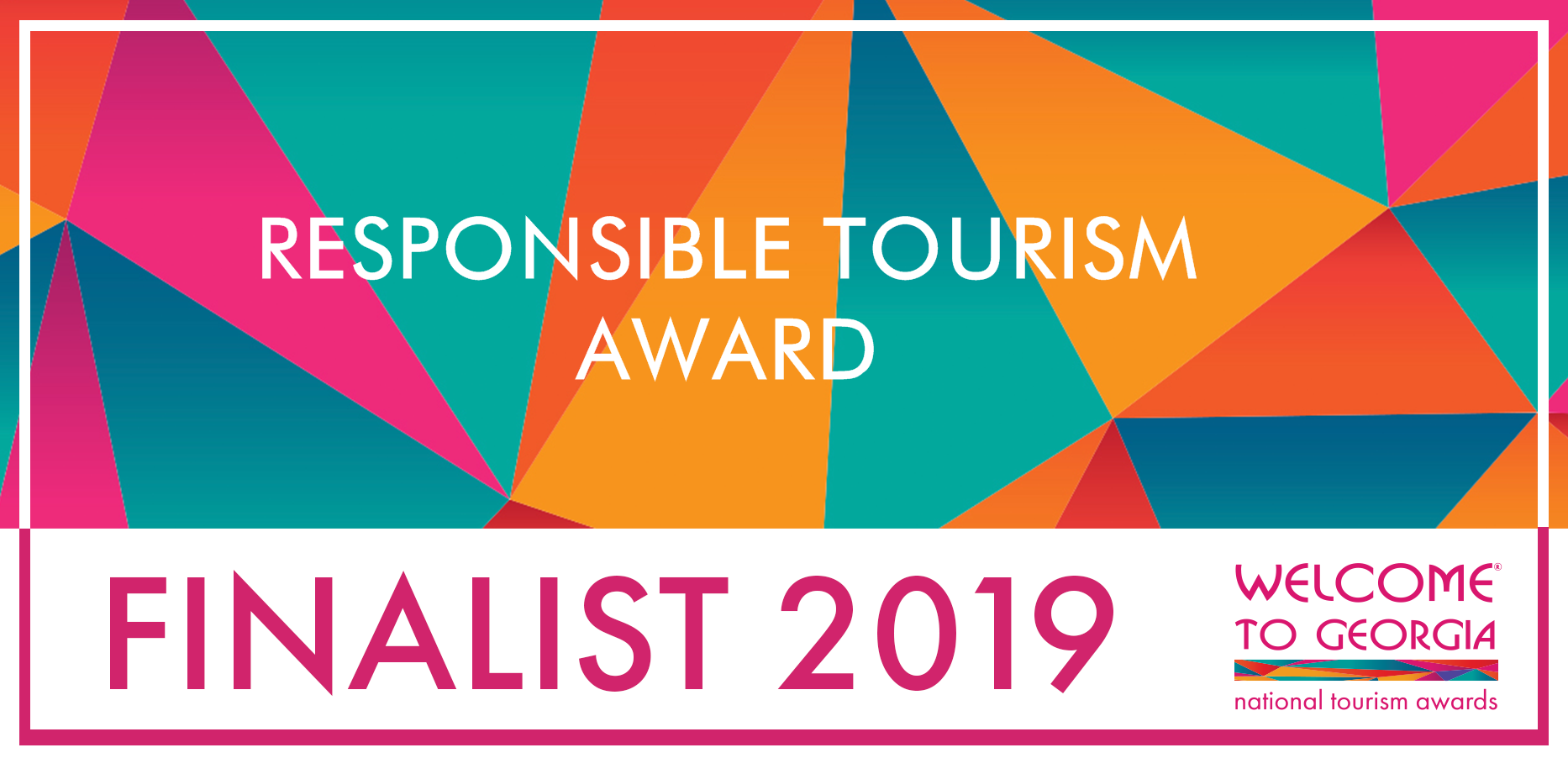 Best in Responsible Tourism in Georgia 2019