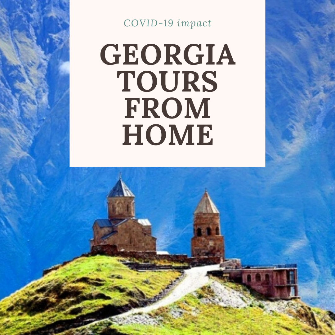 georgia tours from home banner