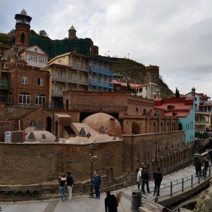 Tour package to Azerbaijan and Georgia
