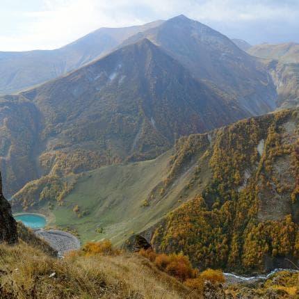 Azerbaijan, Georgia, Armenia group tour