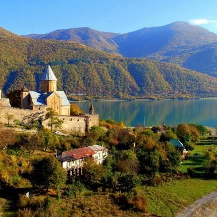 Recommended Tours to Georgia