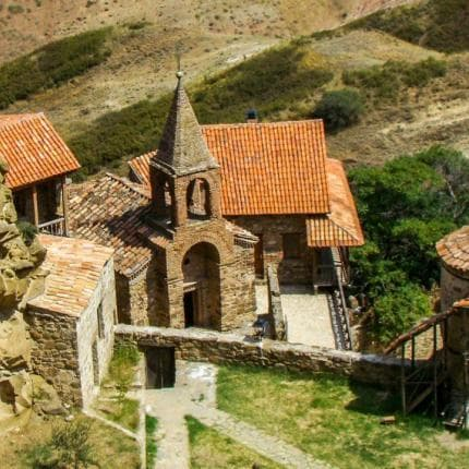 One day tour to David Gareja monastery complex