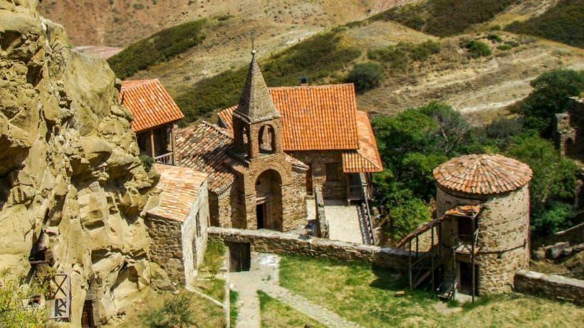 One day tour to David Gareja monastery complex