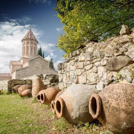 Tours to Kakheti