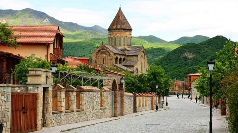 One day tour in Tbilisi and Mtskheta