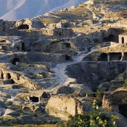one day Mtskheta, Gori and Uplistsikhe tour