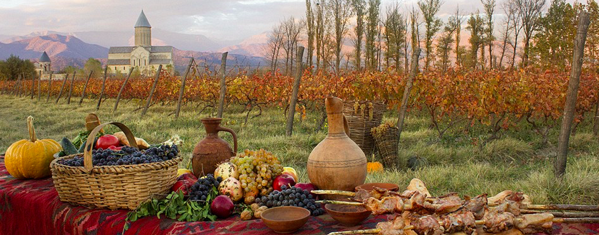 One day corporate wine tour to Kakheti