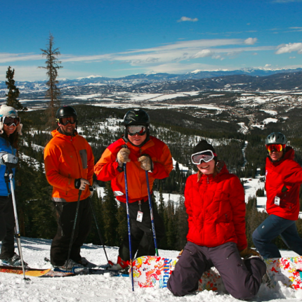 Corporate winter group tour to Georgia