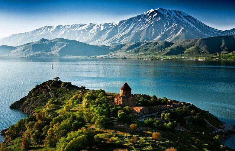 Tour dell'Azerbaigian in Georgia Armenia