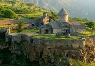 Tour del Caucaso meridionale