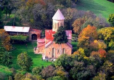 Tbilisi monasteries and churches, Betania
