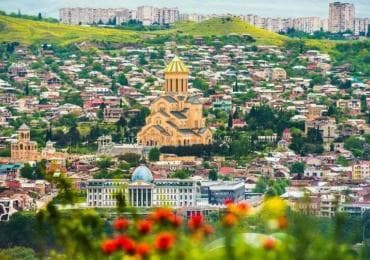 Tbilisi overview information