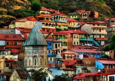 General information about Tbilisi