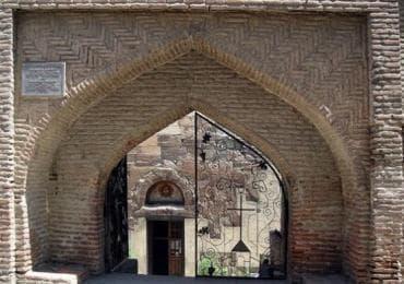 Anchiskhati Basilica in Tbilisi sights