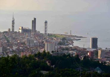 Batumi Adjara Georgia
