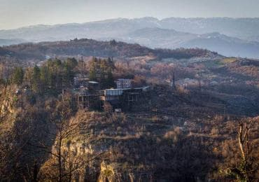 Чиатура, Грузия
