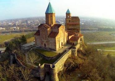 Gremi monastery in Kakheti
