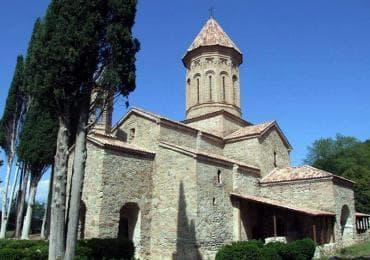 Монастырь Икалто