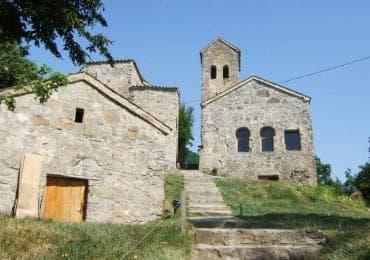 Nekresi monastery in Kakheti