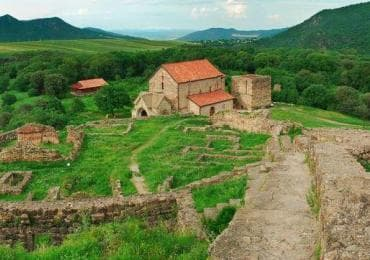 Дманиси, Грузия