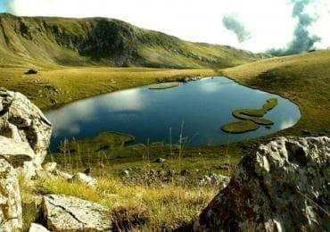 Lagodekhi protected areas in Kakheti