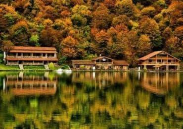 Lopota Lake Resort in Kakheti