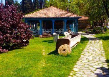 Shumi winery in Kakheti