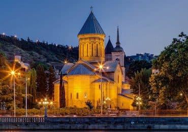 Sioni church in Tbilisi