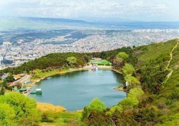 Черепашье озеро, Тбилиси