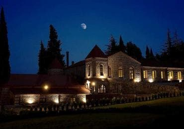 Zegaani Winery in Kakheti