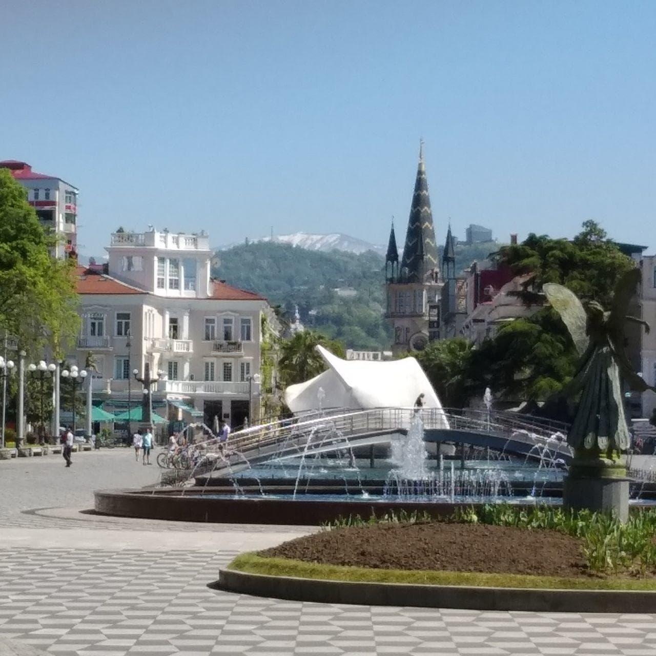 Batumi in pictures