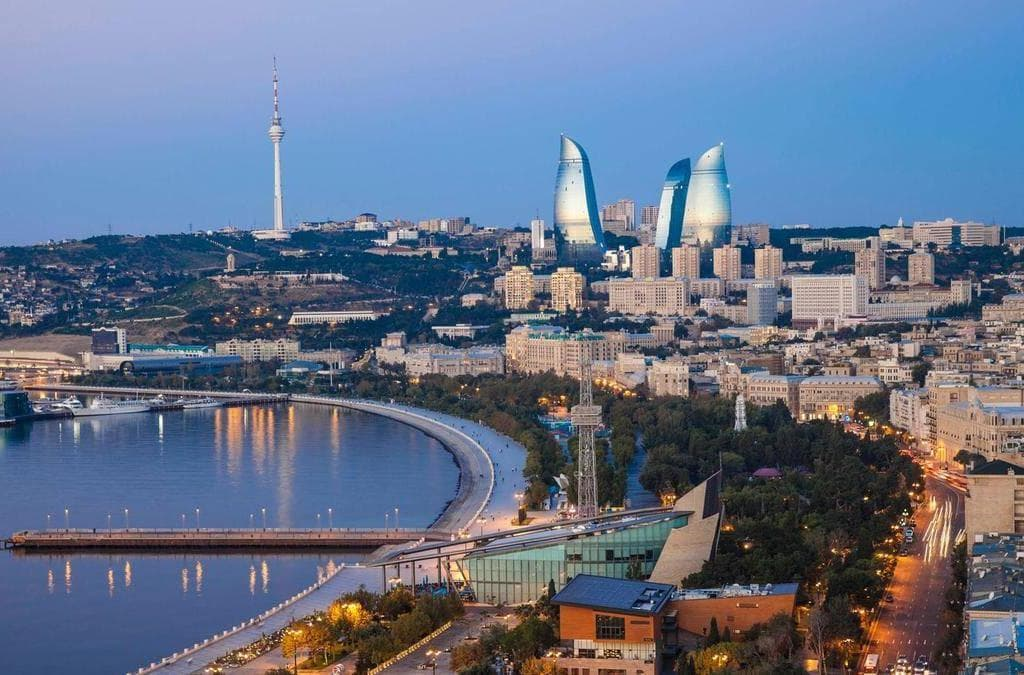 Baku city tour program