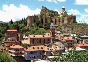 Georgia tour Tbilisi