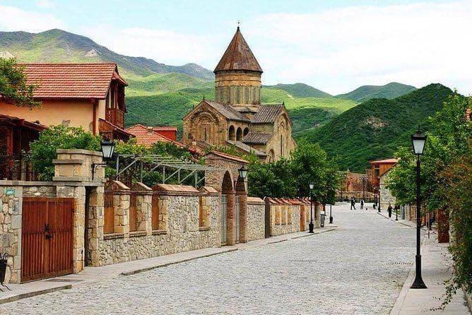 Cattedrale di Svetitskhoveli a Mtskheta