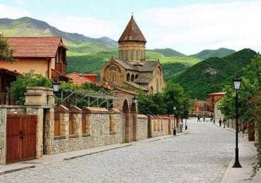 Georgia small group tour attraction Mtskheta