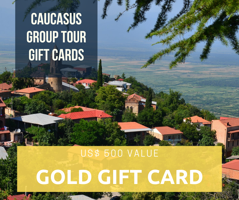 Support us and give the gift of travel!