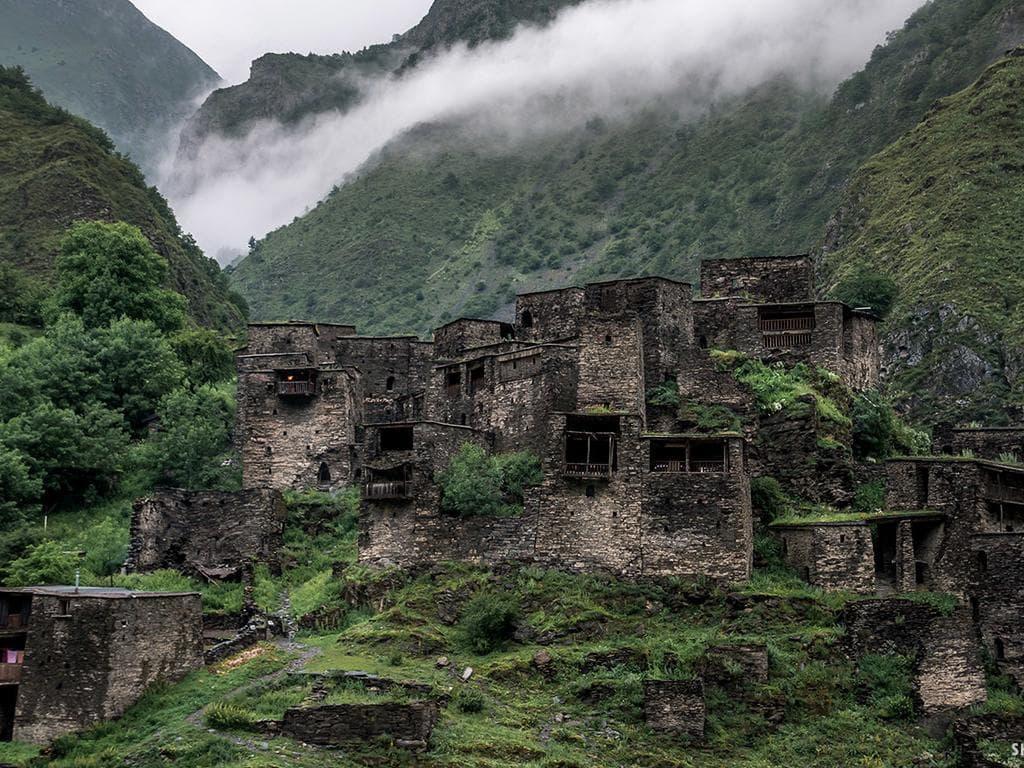 Abanotubani - Tbilisi Sulphur Baths