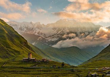 Georgia Caucasus Group Tours