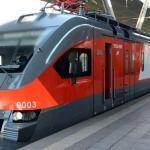 Armenian train from Yerevan to Georgia Tbilisi
